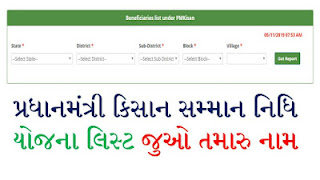 How To Cheak Our Name In Kishan Samman Nidhi Yojana