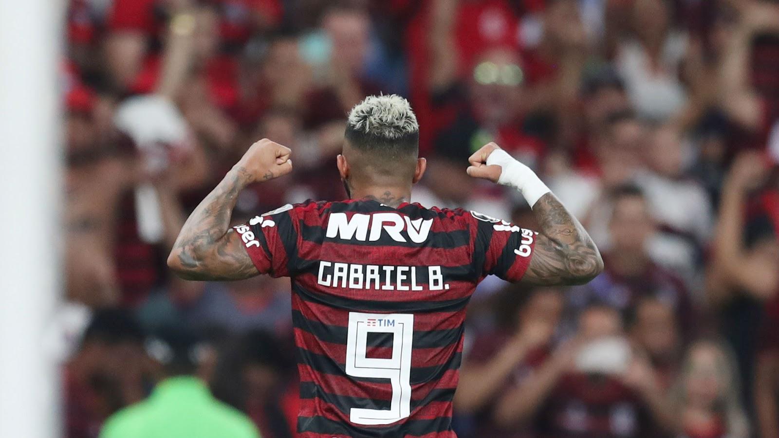 Gabigol tenta retomar a fase artilheira e é uma ótima opção para terceira rodada do Cartola FC 2020
