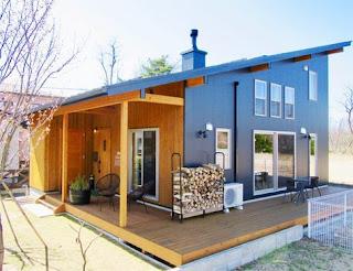 แบบบ้านชั้นครึ่งขนาดเล็ก
