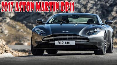 2017 Aston Martin DB11  price interior and review