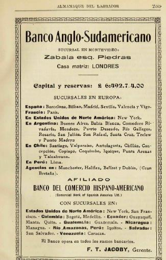 Aportes Para Una Historia De La Banca En Andaluc A 21 Abr