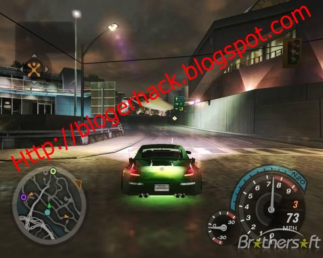Need For Speed Underground 2 Unlock Everything Pc Mode