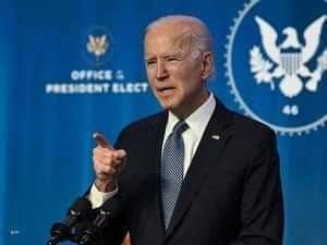جو بايدن تحدث بلهجة قوية عن أحداث الكونغرس