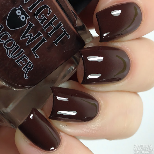 Night Owl Lacquer-Gone Squatchin'