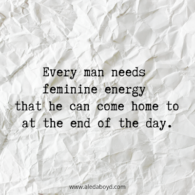 Feminine energy in relationships