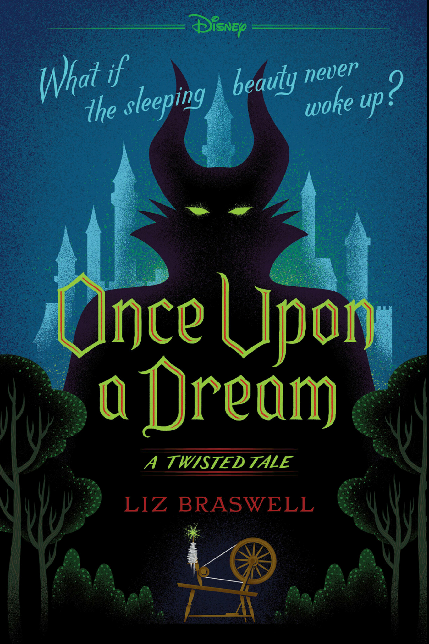 Book Sample Review - Once Upon A Dream (A Twisted Tale) by Liz Braswell