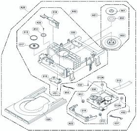 Master Electronics Repair !: LG XC62 LG XCS62F