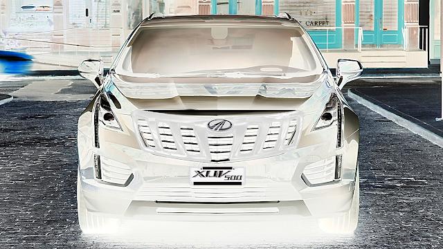 Mahindra XUV500 2021