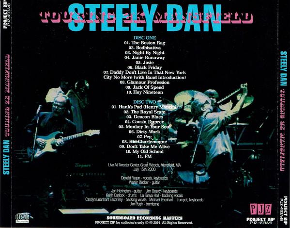 Alan Mckenzie Playing Steely Dans Josie – Meta Morphoz