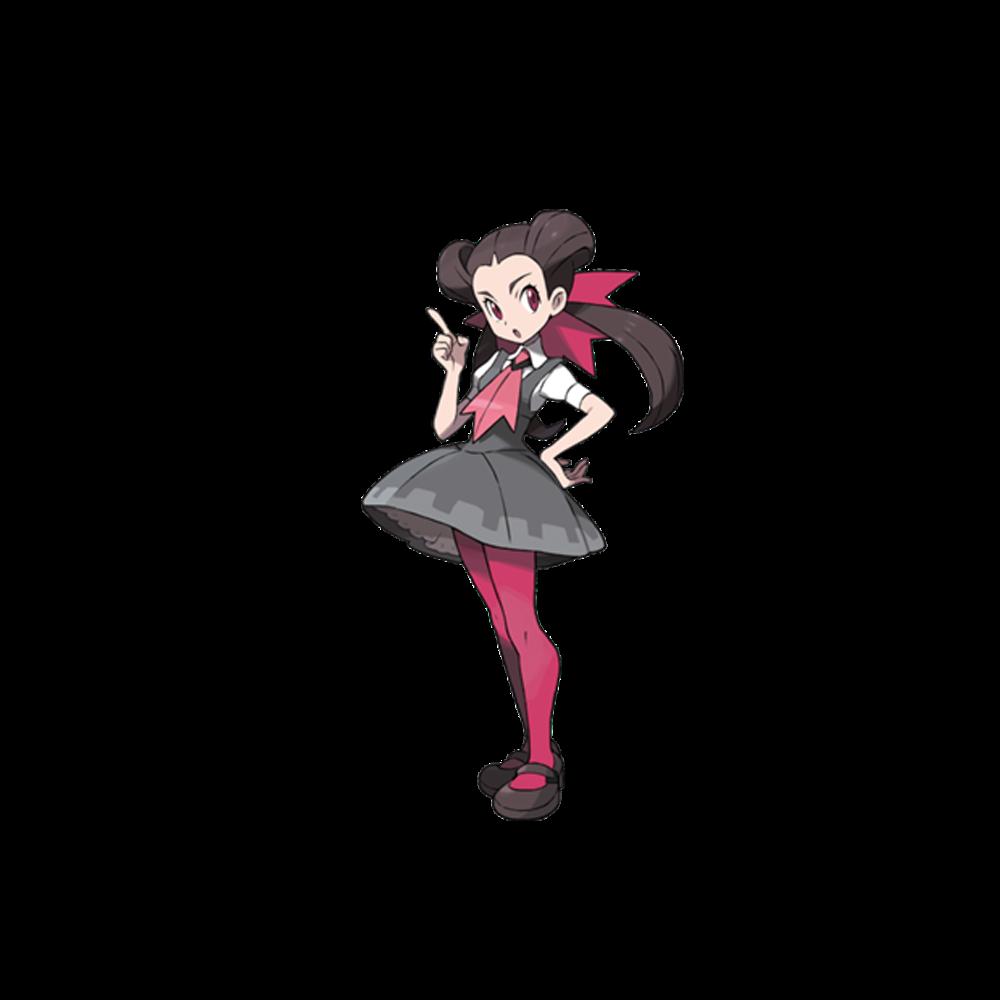 Render Pokémon + Ruby