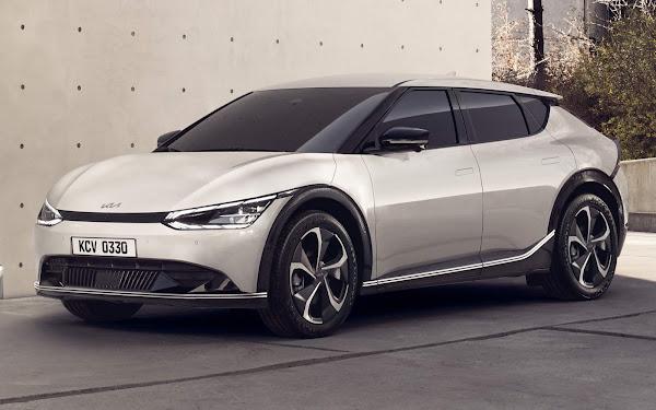 Kia EV6: primeiro carro 100% elétrico da marca é revelado