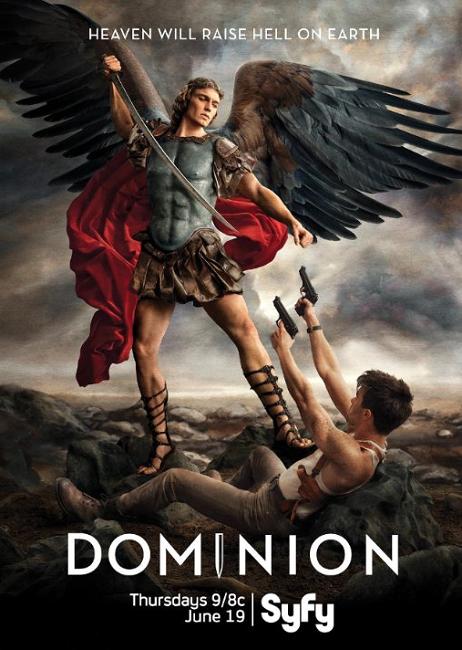 Dominion (2014-) ταινιες online seires xrysoi greek subs