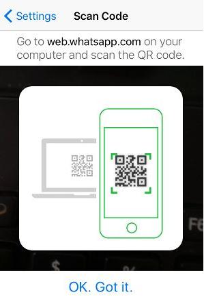 Cara udah Menggunakan WhatsApp Di Komputer 4