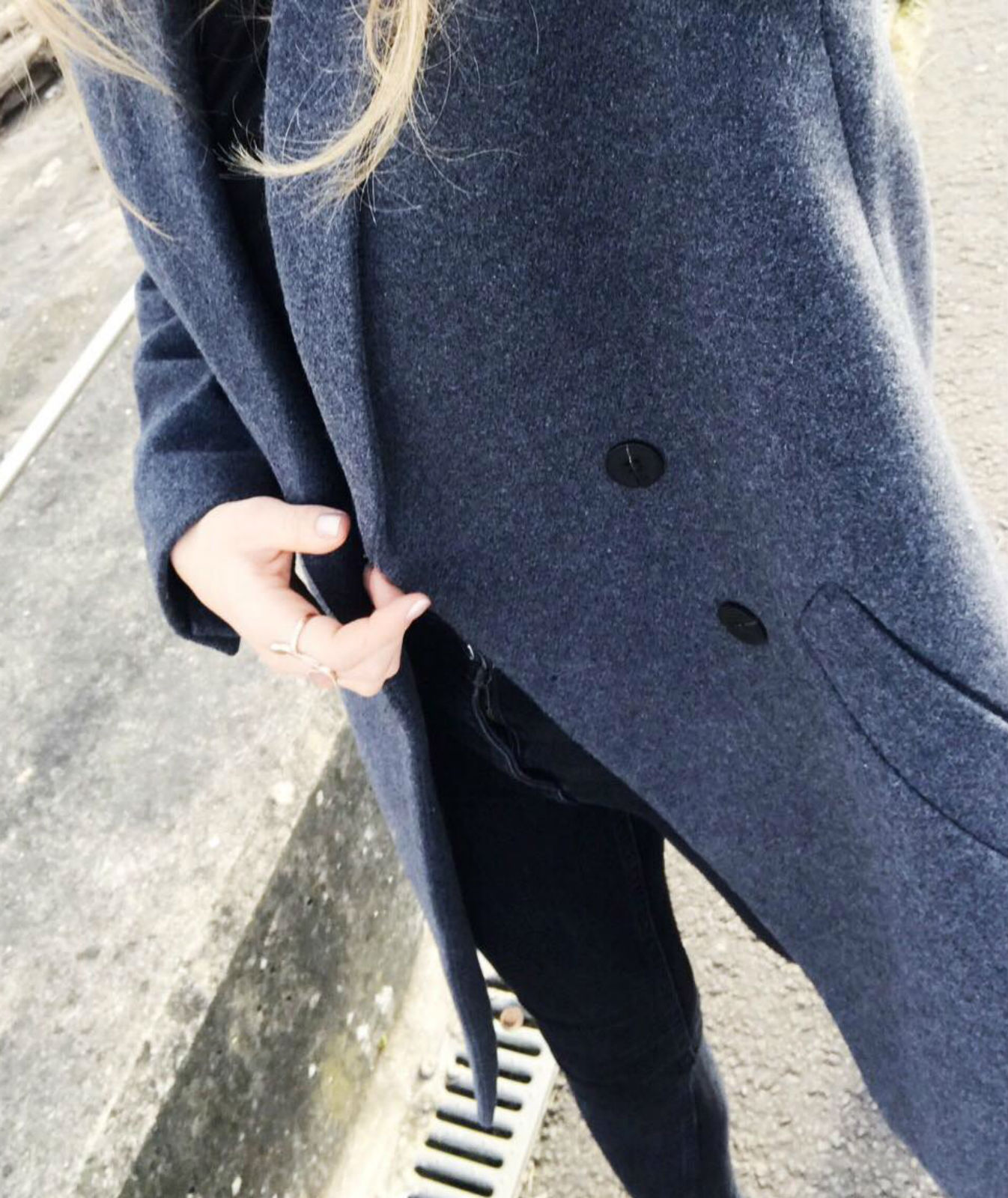 Winter look: ZARA