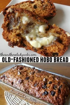 Old-Fashioned Hobo Bread