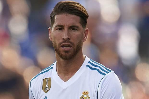 Pengoleksi Kartu Merah Terbanyak di La Liga Adalah Sergio Ramos