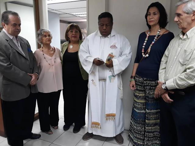 VENEZUELA: El Instituto de Previsión Social del Periodista inauguró consultorio odontológico en Caracas.