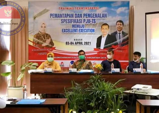 PT.Imza Risky Jaya Group,Gelar Pelatihan Tingkatkan SDM Karyawan