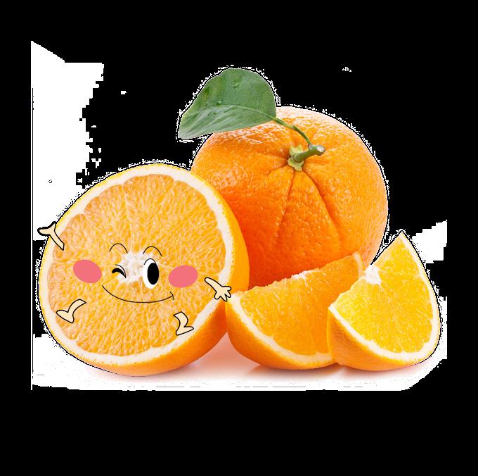 orange juice food vitamin c, cute cartoon smiling orange face, miscellaneous, cartoon character png by: pngkh.com