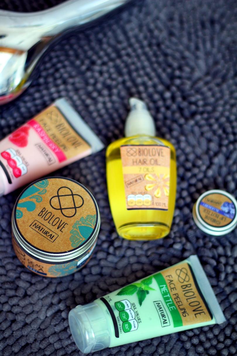 BIOLOVE, kontigo, mineralne, naturalne, kosmetyki, bez sls, naturalny żel pod prysznic, naturalna maseczka, naturalny peeling, olejek do włosów, beauty,