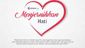 Menjernihkan Hati