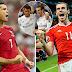 القنوات المفتوحة الناقلة لمباراة ويلز والبرتغال مباشرة اليوم مجانا يورو 2016