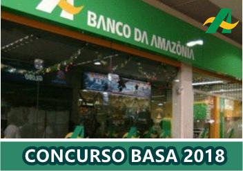 Banco da Amazônia Concurso 2018
