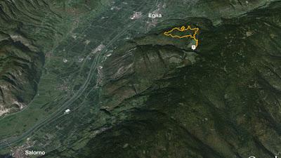 GPS Königswiese Monte Prato del Re