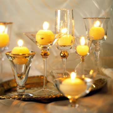 How To Decorate With Candles The Cottage Market