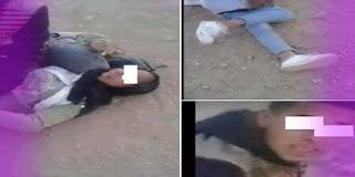 مديرية الأمن تخرج عن صمتها بخصوص فيديو تعرض تلميذة لنزع سروالها بالقوة