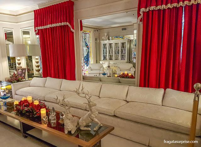 Sala de estar de Graceland