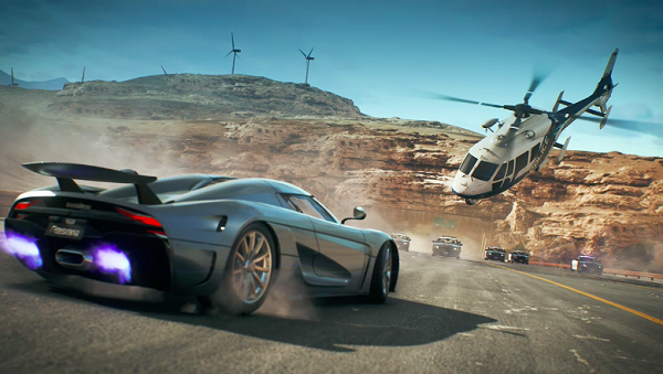 Spesifikasi Need For Speed Payback