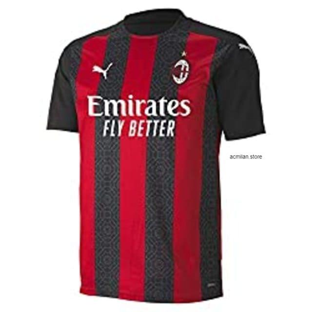 AC Milan Jersey 2020-2021