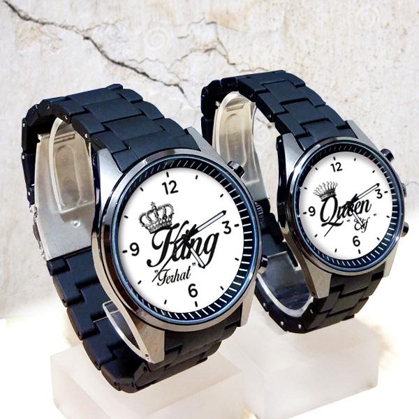 sevgililere özel kol saati