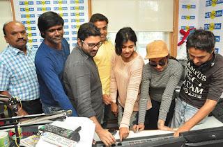 Hebah Patel Tejaswi Madivada Nanna Nenu Naa Boyfriends Movie Song Launch at BIG FM  0028.jpg