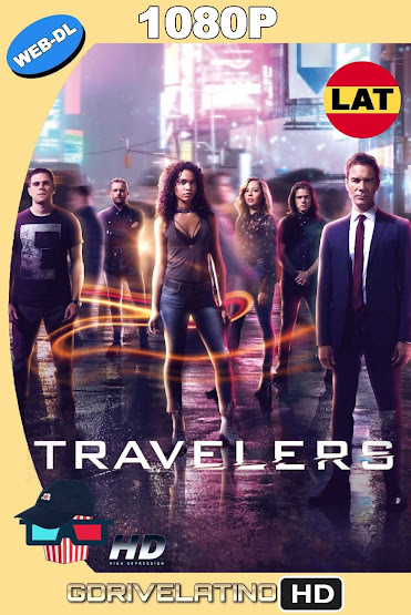 Viajeros (2016-2018) Temporada 01 al 03 WEB-DL 1080p Latino-Ingles MKV