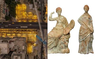 Αρχαιότητες: Ώρα να στρέψουμε το βλέμμα της πόλης προς τα κάτω