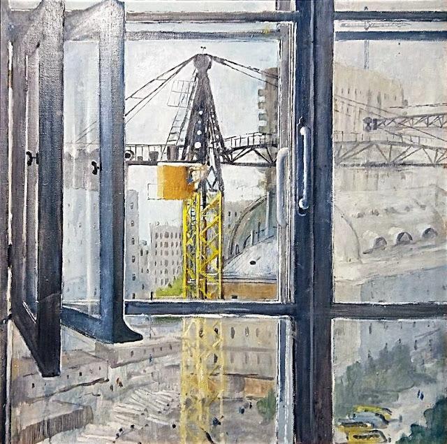 «Окно», Пименов Юрий (Георгий) Иванович, 1977 г.