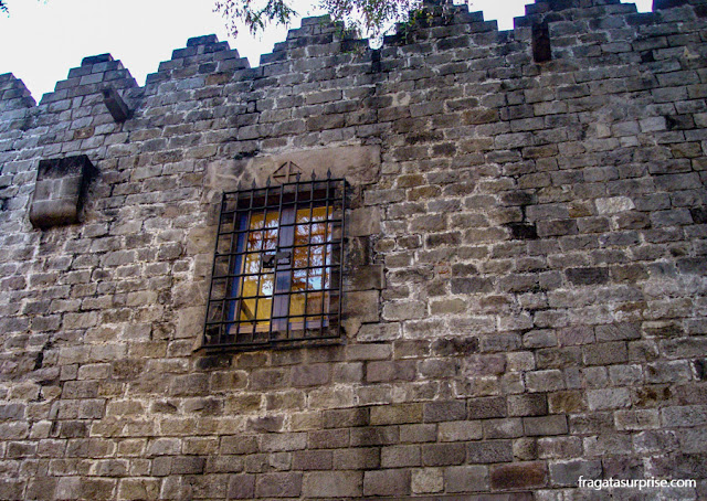 Museu Marítimo de Barcelona, instalado nos estaleiros medievais da cidade
