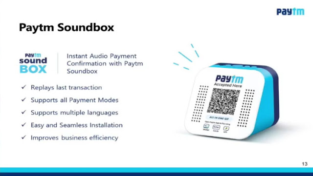 Payrm SoundBox