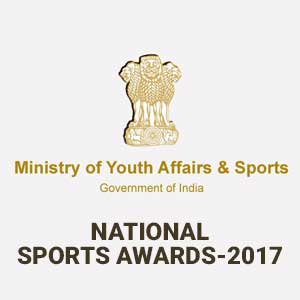 National Sports Award 2017 List for IBPS RRB / IBPS PO