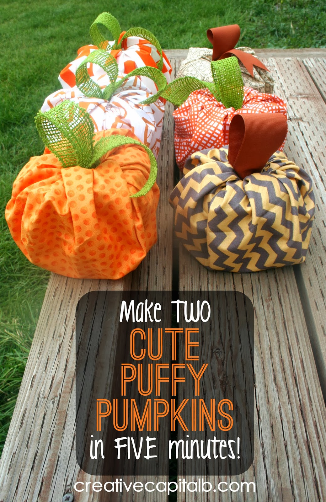 fall craft ideas for teens capital b fast and easy pumpkins 6548