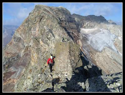 Glaciar del Seil de la Baque