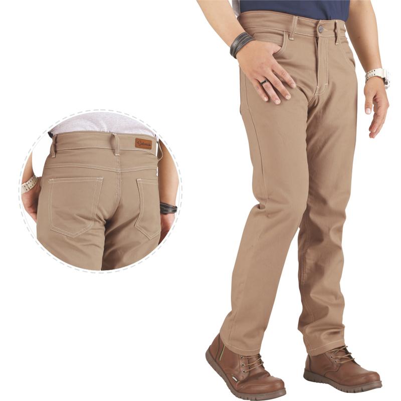 Celana Panjang Katun Pria NJ 925