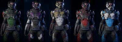 Scavenger Armor tintable scarf