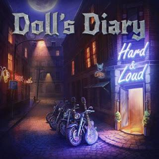 """Το τραγούδι των Doll's Diary """"Stranger"""" από το album """"Hard & Loud"""""""