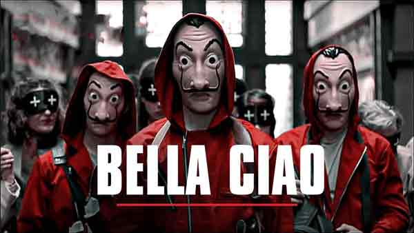 money heist bella ciao lyrics manu pilas