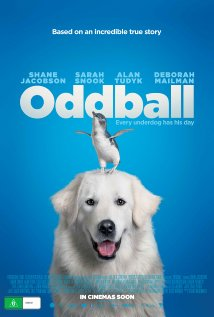 Nonton Oddball And The Penguins (2015)