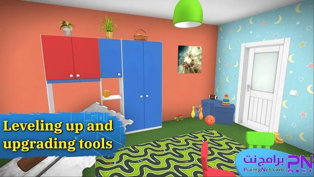 تنزيل لعبة house flipper للكمبيوتر