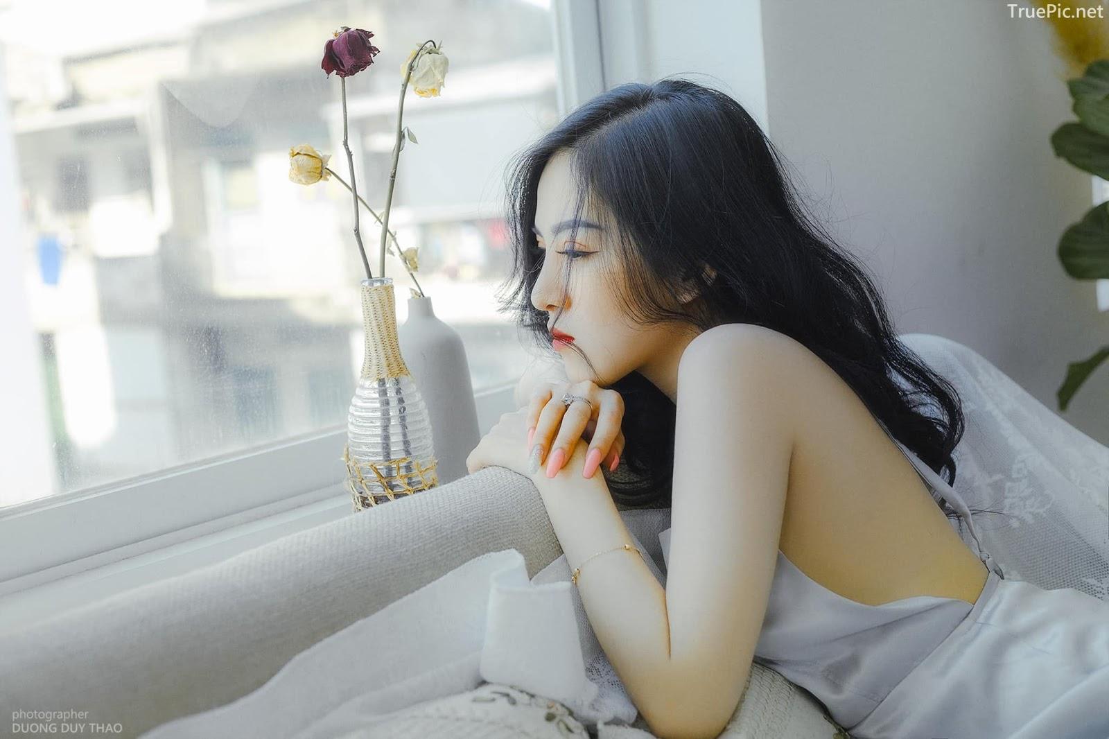 Vietnamese beautiful model Truong Huynh Nhu - Wait for the sun - Picture 5